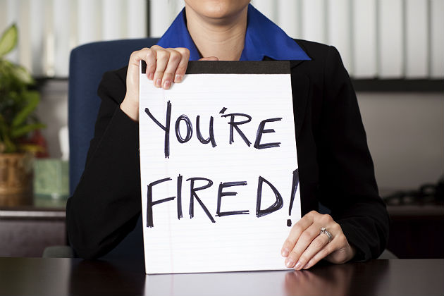 3 things that make it hard to fire someone in any industry