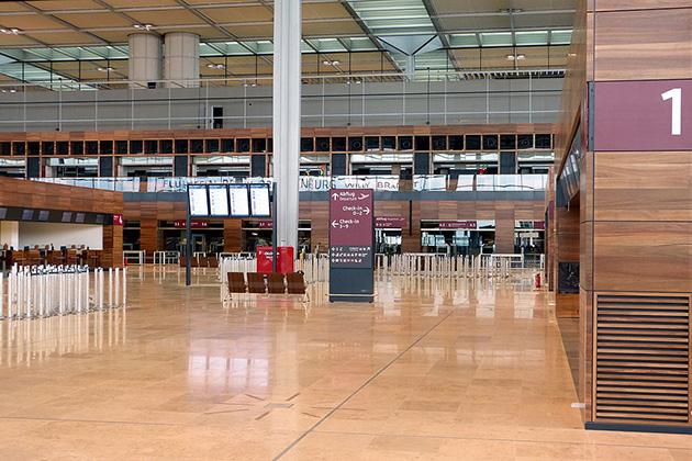 The ongoing saga of Berlin's Brandenburg Airport