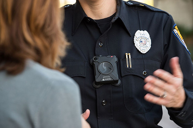 Departments realizing benefits of body cams