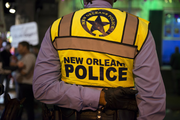 Policing one another: New Orleans sets a new standard