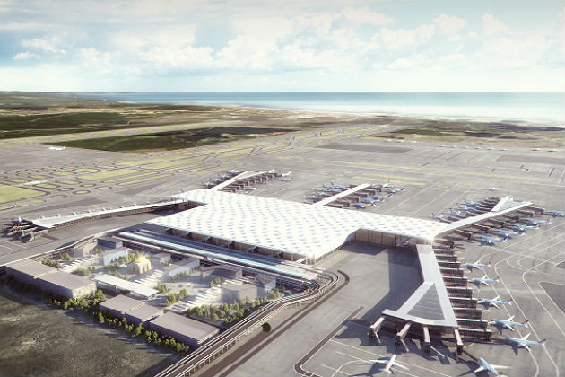 Multibrief Istanbul S 3rd Airport On Track For 2018