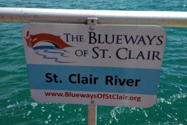 Sightseeing around Michigan's Blue Water Area