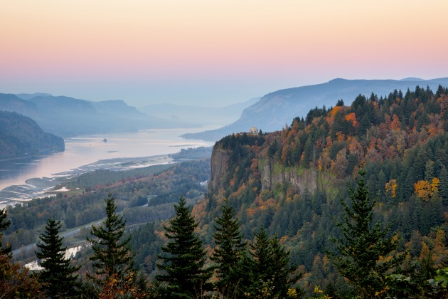 6 surprising fall foliage destinations
