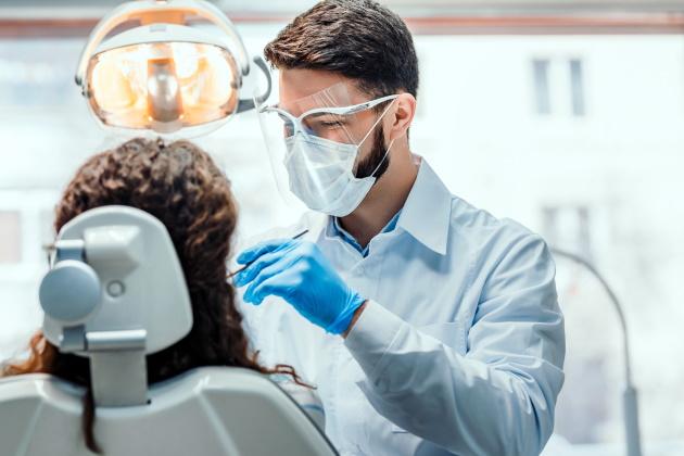 Dental guidelines limit aerosol-generating procedures during pandemic
