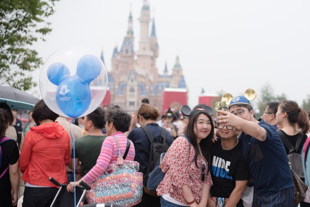 A look at Disney parks around the world