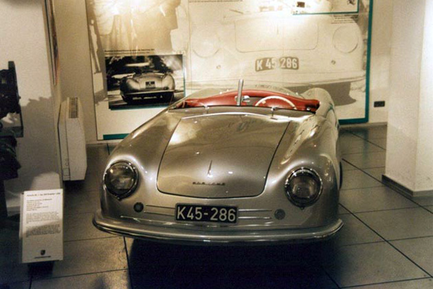How the 356 shaped the Porsche we know today
