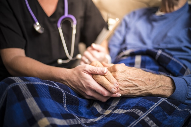Hurry on over to hospice — don't wait