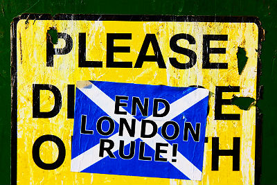 North Sea oil and Scotland's independence referendum