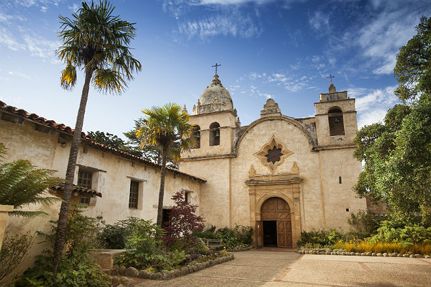 MultiBrief: California Missions Trail traces Golden State's ...