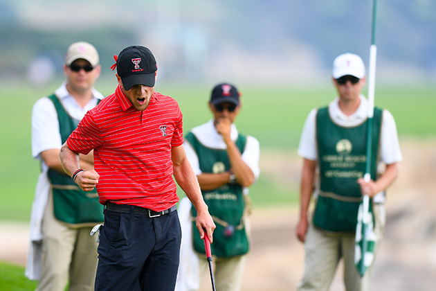 Golf Q&A: Texas Tech's Hurly Long and Greg Sands