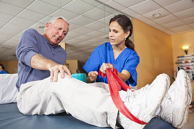 Food and lifestyle choices affect knee pain