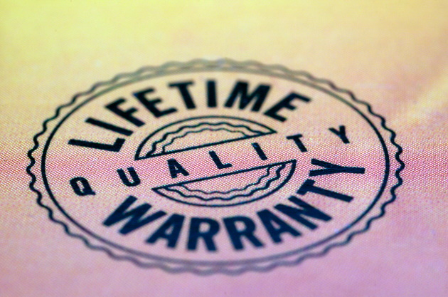 The hazards of a lifetime warranty: Whose lifetime are we talking about?