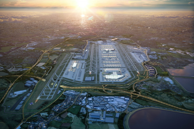 Heathrow's airlines must pay for failed expansion plans