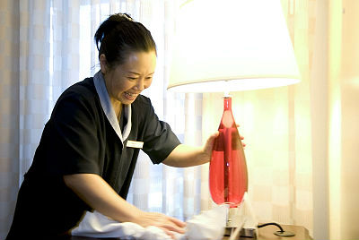 Marriott program encourages guests to tip housekeepers