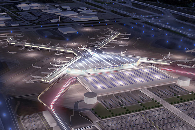 Pittsburgh International Airport's $1 billion overhaul
