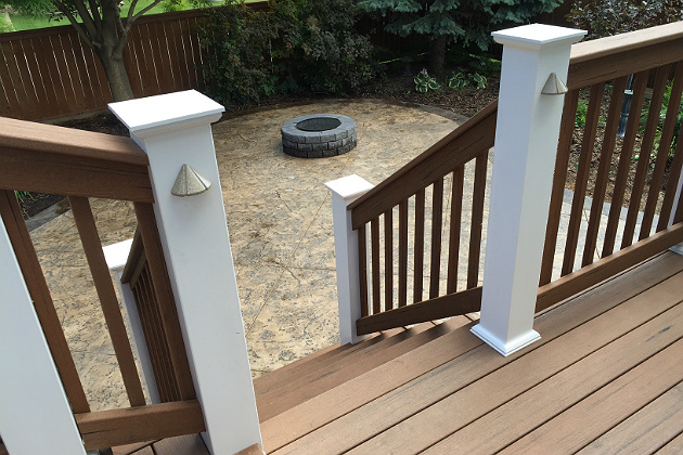 How to choose the perfect railing for your next outdoor project