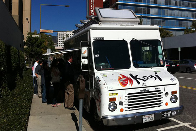 10 terrific food trucks in America
