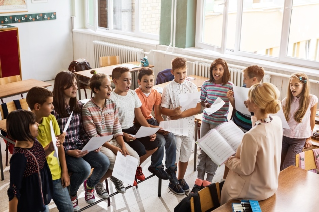 Selecting the right choral repertoire for your class