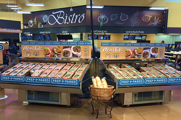 Grocery chains alter business models to win back millennials
