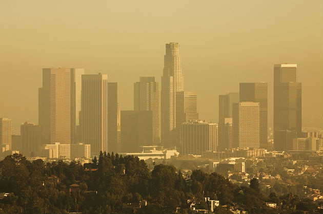 Air pollution and its effect on the heart