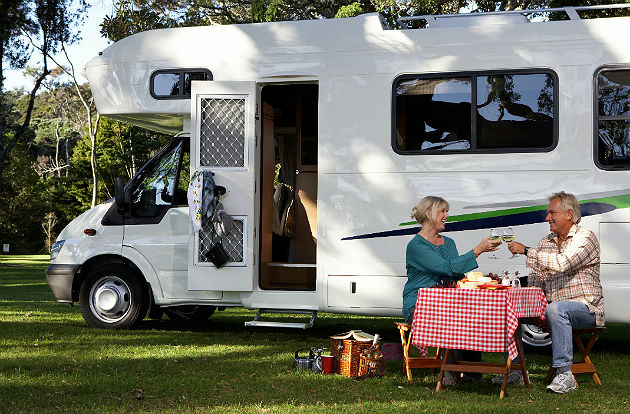 Motorhome living: The simple life