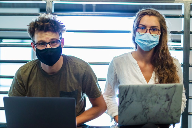 Is the pandemic to blame for lower college enrollments?