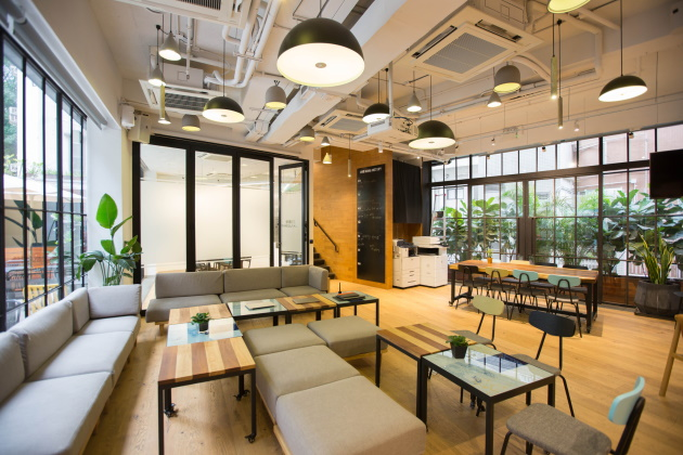 Hospitality embraces co-working to entice a new kind of business client