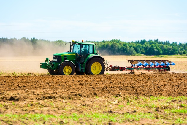 Plastics, bioplastics augment and replace metal parts in farming machinery