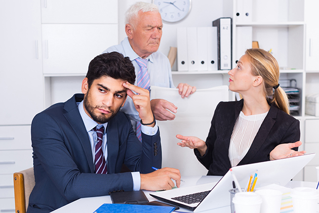 Tips to nip awkward workplace situations in the bud