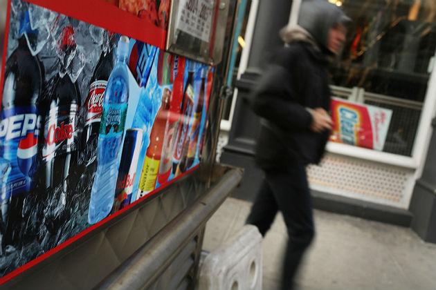 Are healthier sodas in the horizon?