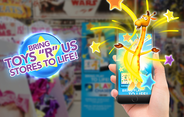 Toys R Us hinges its future on augmented reality