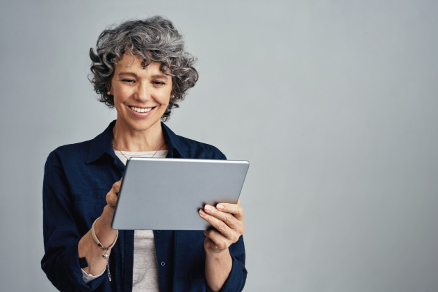 Help your senior workers master new technology with confidence