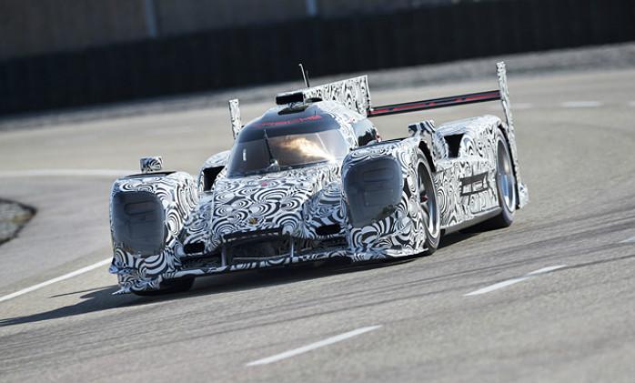 Future looking bright for Porsche Motorsport in 2014