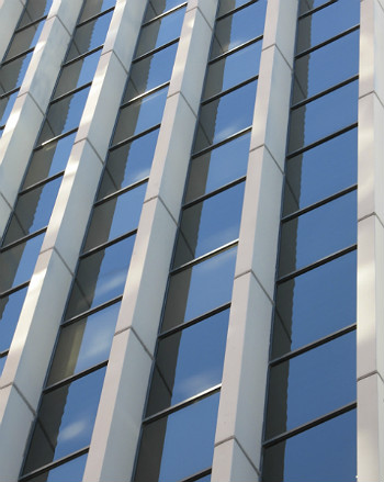 Window film improves building system performance