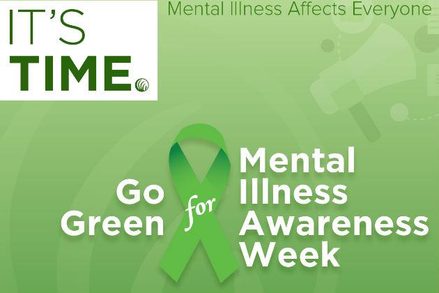 Mental Illness Awareness Week puts spotlight on treatment