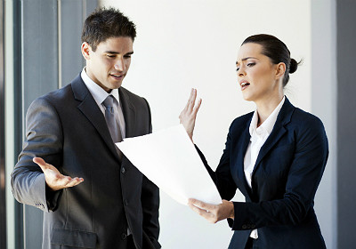 How to resolve employee conflict