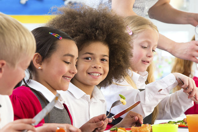 How can we make school lunches both healthy and tasty?
