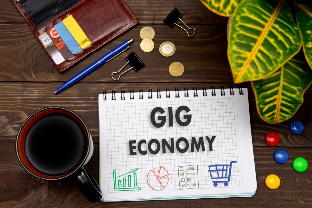 Preparing for the gig economy