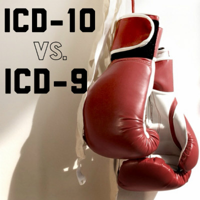 No crosswalk from ICD-9, but ICD-10 is on track for October