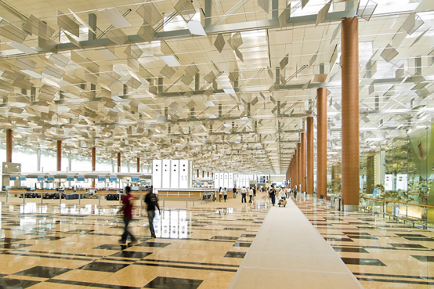Why Singapore Changi is consistently the best airport in the world