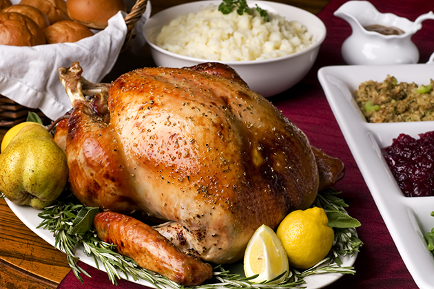 5 simple tips for healthy eating this holiday season