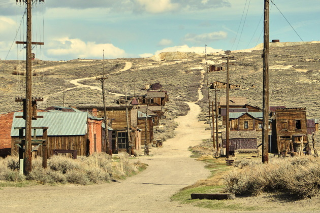Top 10 American ghost towns