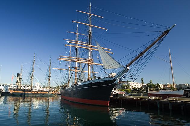MultiBrief: 10 top American museum ships