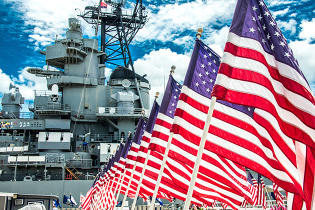 MultiBrief: 10 top American museum ships