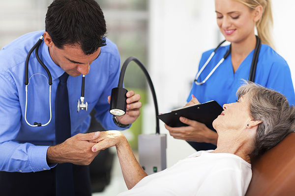 Study shows complications of dermatology cases in ED