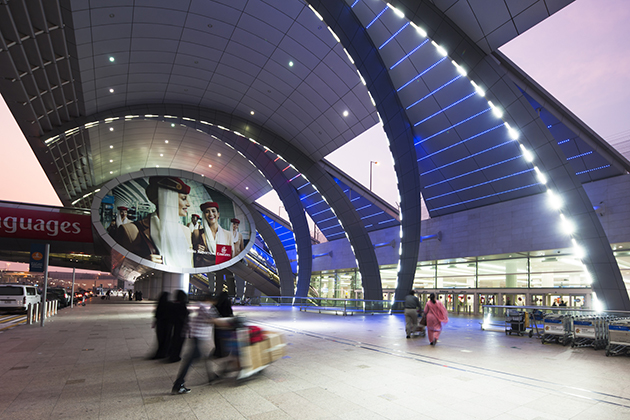 There's something fishy about Dubai Airport's new screening process