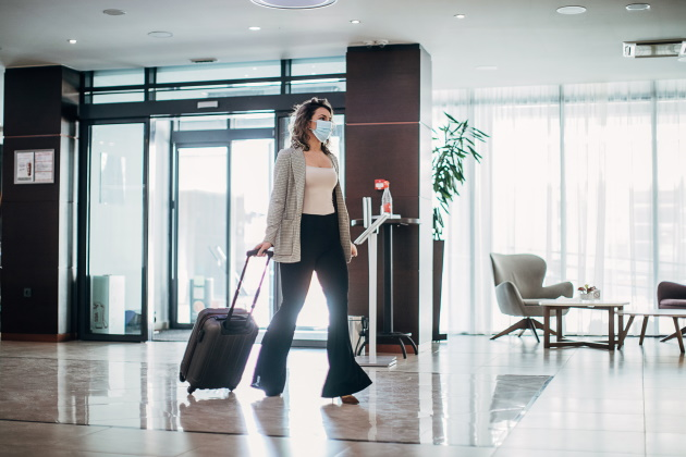 As more companies let employees work from home permanently, what is the outlook of business travel?