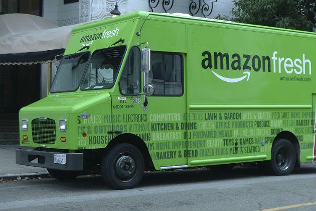 Conquering the last mile: Walmart, Amazon embrace the unusual