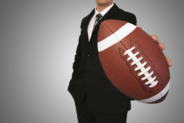 Conflicted about your company's succession? Bring in a quarterback