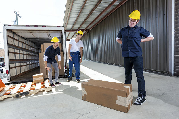 The importance of ergonomics in a distribution center